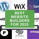 Best Website Builders for 2020