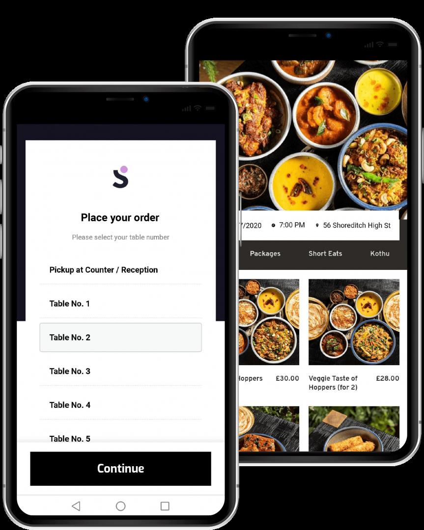 Slerp-Table-Service-app