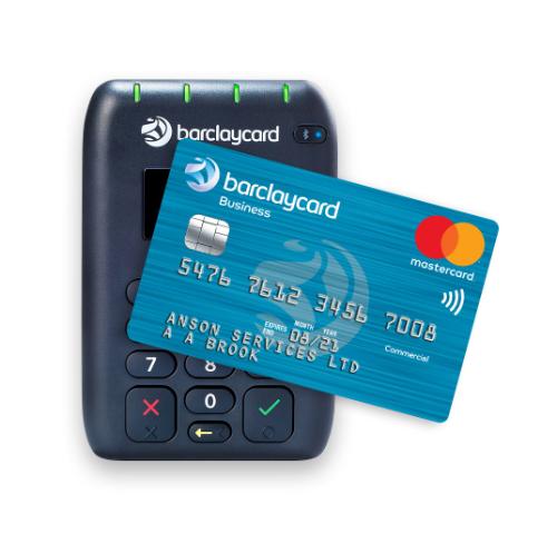 Barclaycard machine