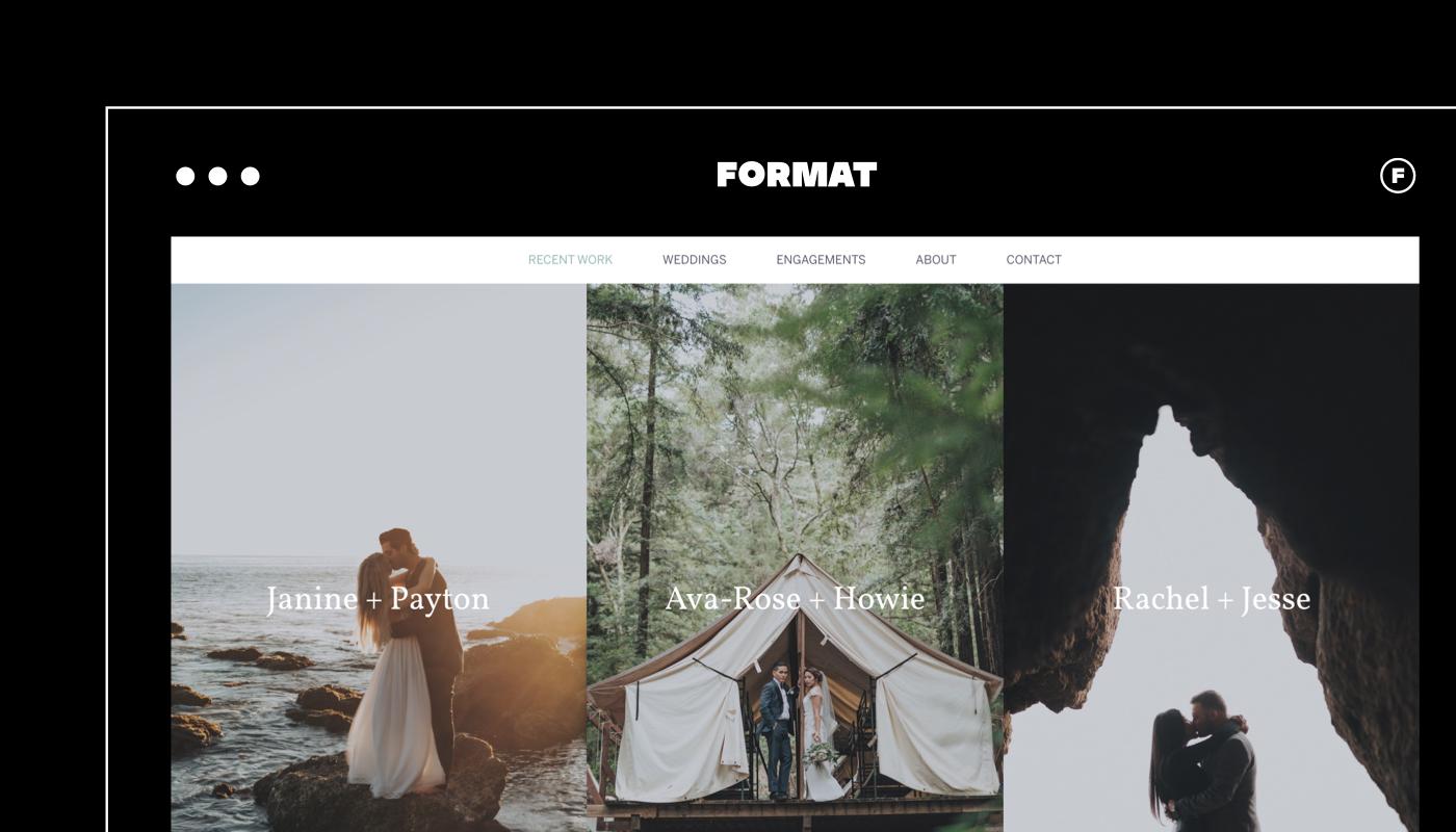 Format-website