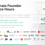 Female Founder Office Hours Hosts 800 Meetings Connecting Female Tech Entrepreneurs to Investors