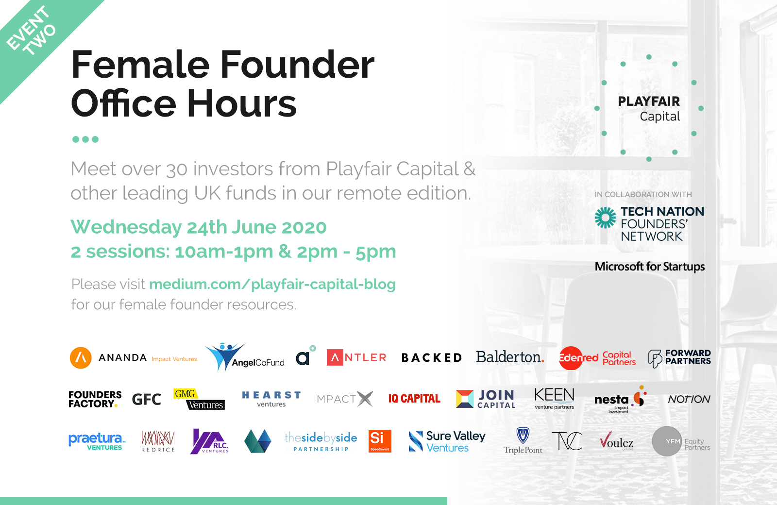 female-founders-event