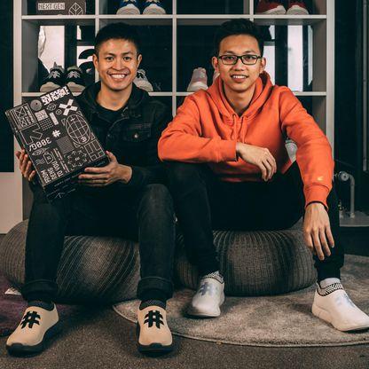 Chu Hoang Son and Jesse Khanh Tran - Rens Original