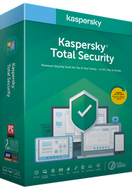 Kaspersky Product Box