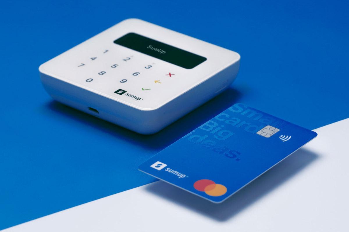 Sumup card machine