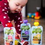Mia and Ben: Baby and Toddler Food