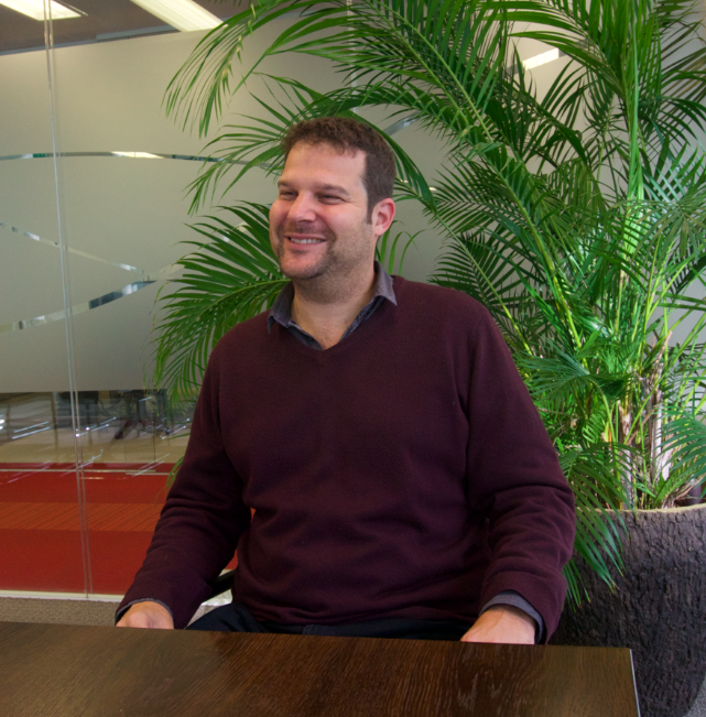 Dave Katz, Co-Founder of Intuizi