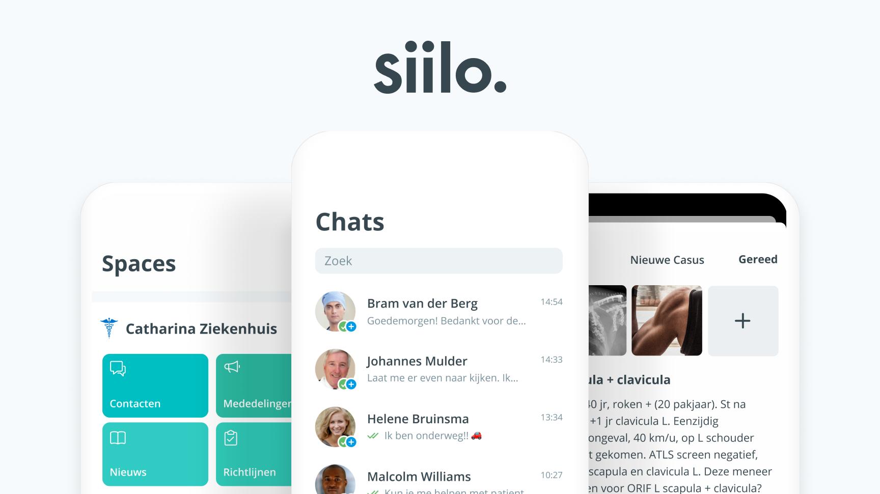 Siilo-app