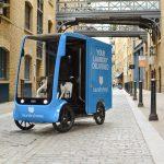 Laundryheap: On-Demand Laundry Platform Launches Eco-Friendly Bike Service