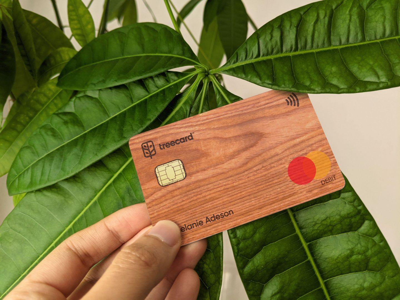 TreeCard, startup