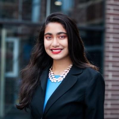 Shreya Nallapati - NeverAgainTech