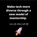 It's time to level up the playing field of opportunity in Tech