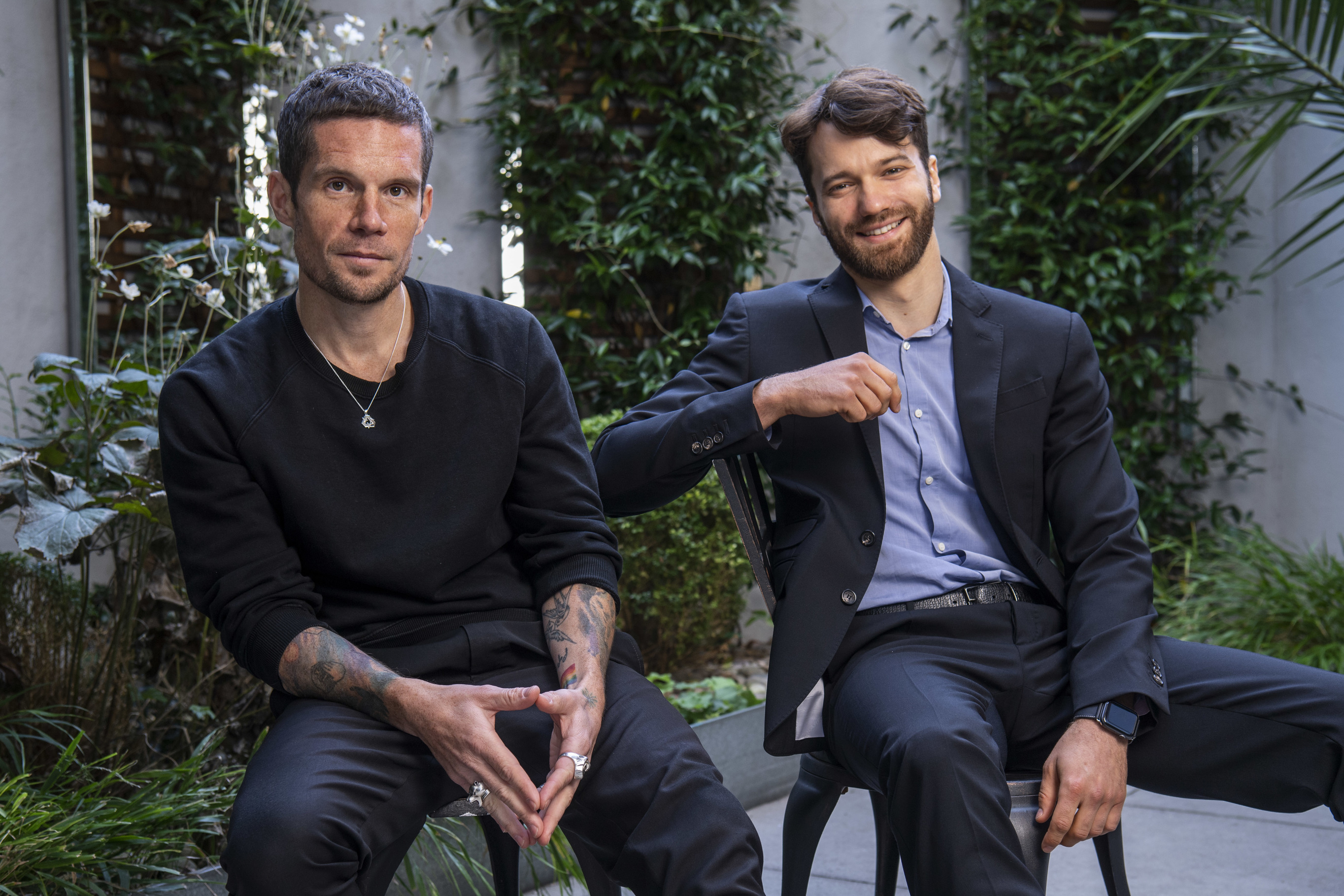 Jamie Hall, Co-Founder and Chief Marketing Officer, and Johann Boedecker, Co-Founder, and Chief Executive Officer, Pentatonic