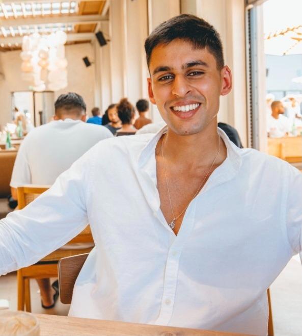 Vihan Patel, POM app