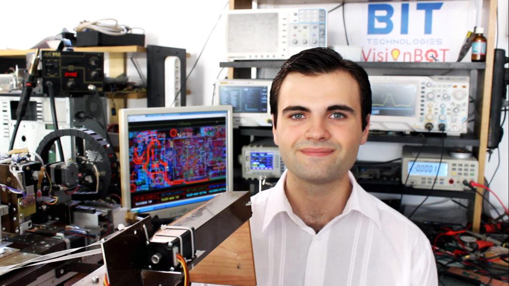 Alexandru Ionut Budisteanu- VisionBot