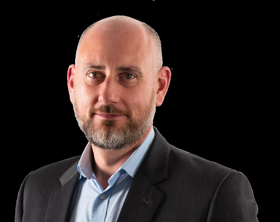 James Buckley, Managing Director, EMEA at Sovos