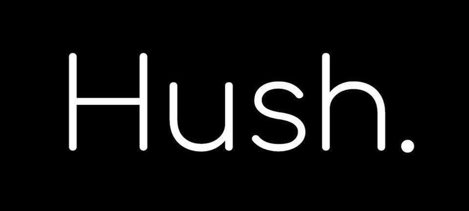 Hush_logo
