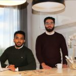 Dee Perera and Mehmet Kocaman, Founders at GRUBie: Home-Cooked Meals Delivered to Your Door