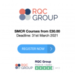 SMCR Courses Now Available Online From £30.00 Per Course