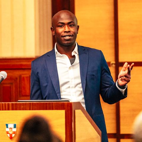 Leon Ifayemi, Founder of SPCE