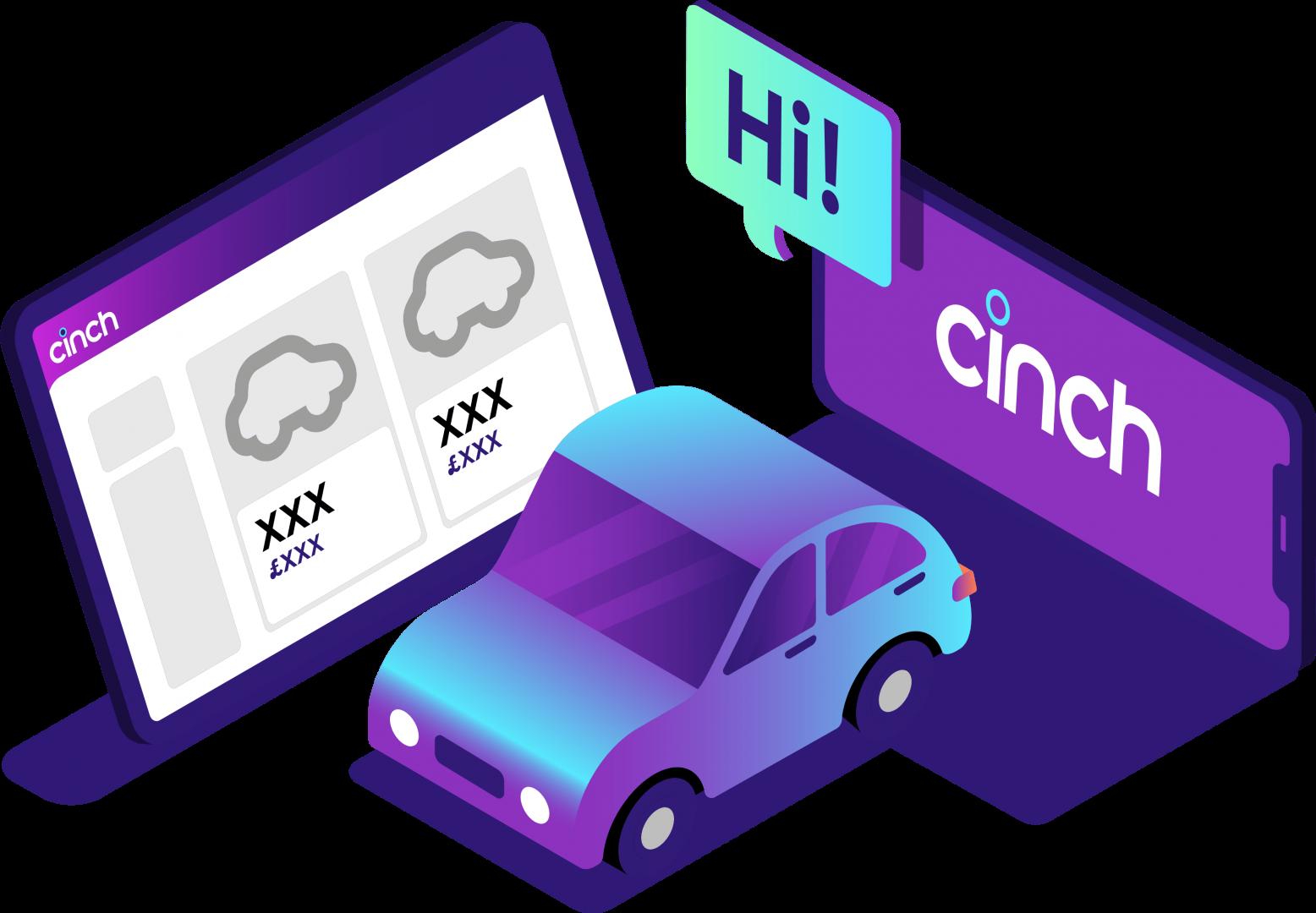 Cinch cars