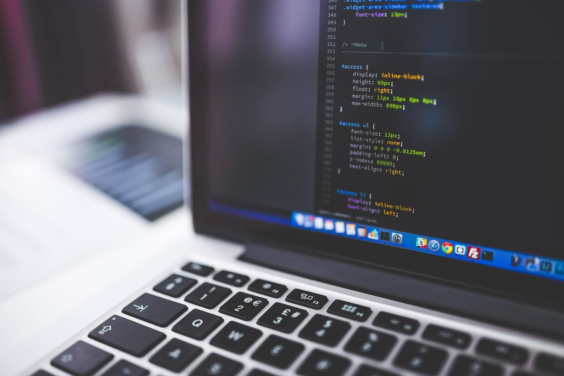 software-development-laptop