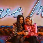 Interview with Lexi Willetts and Marina Pengilly, Co-Founders at Social Wardrobe App: Little Black Door