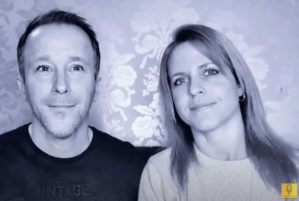 Lee and Kate Johnson - The Smiling Entrepreneurs