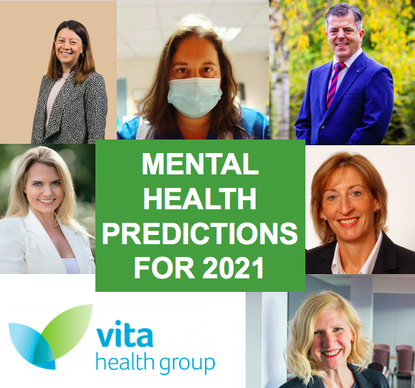 Mental Health Predictions for 2021