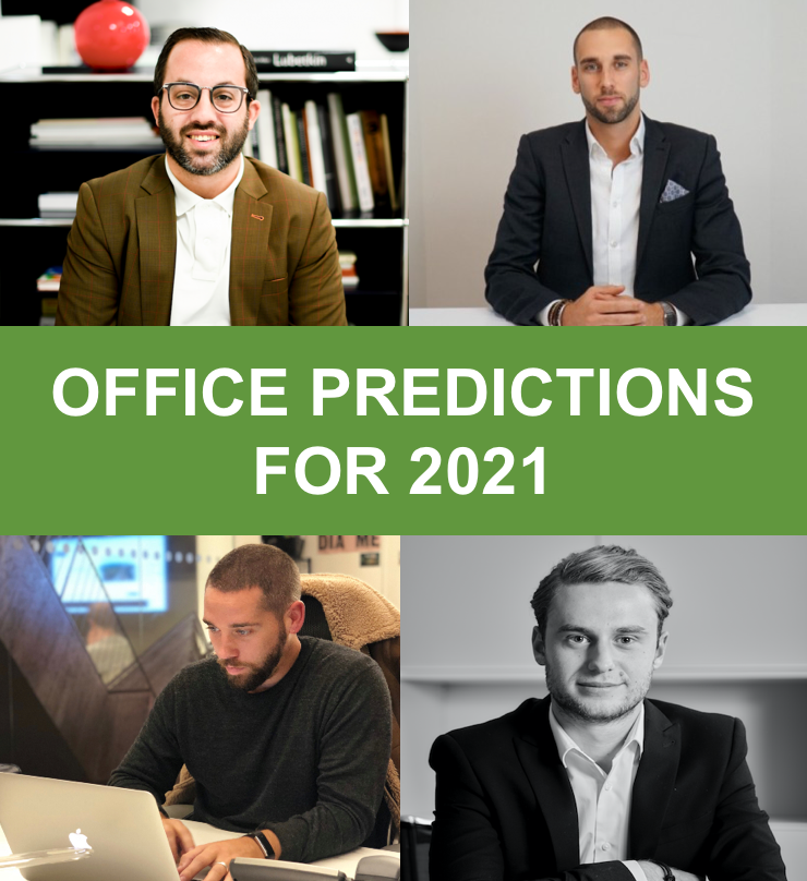 Office Predictions for 2021