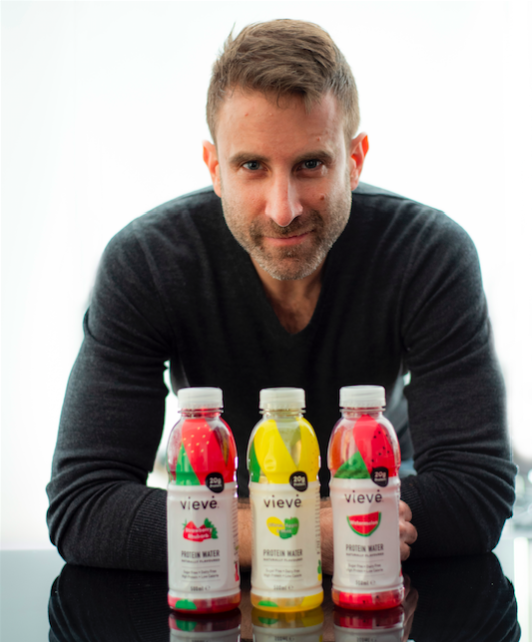 Rafael Rozenson - Founder and CEO of Vieve Protein Water