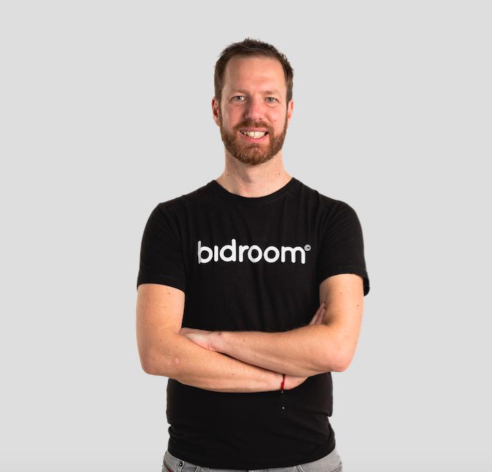 Michael Ros - Bidroom's CEO