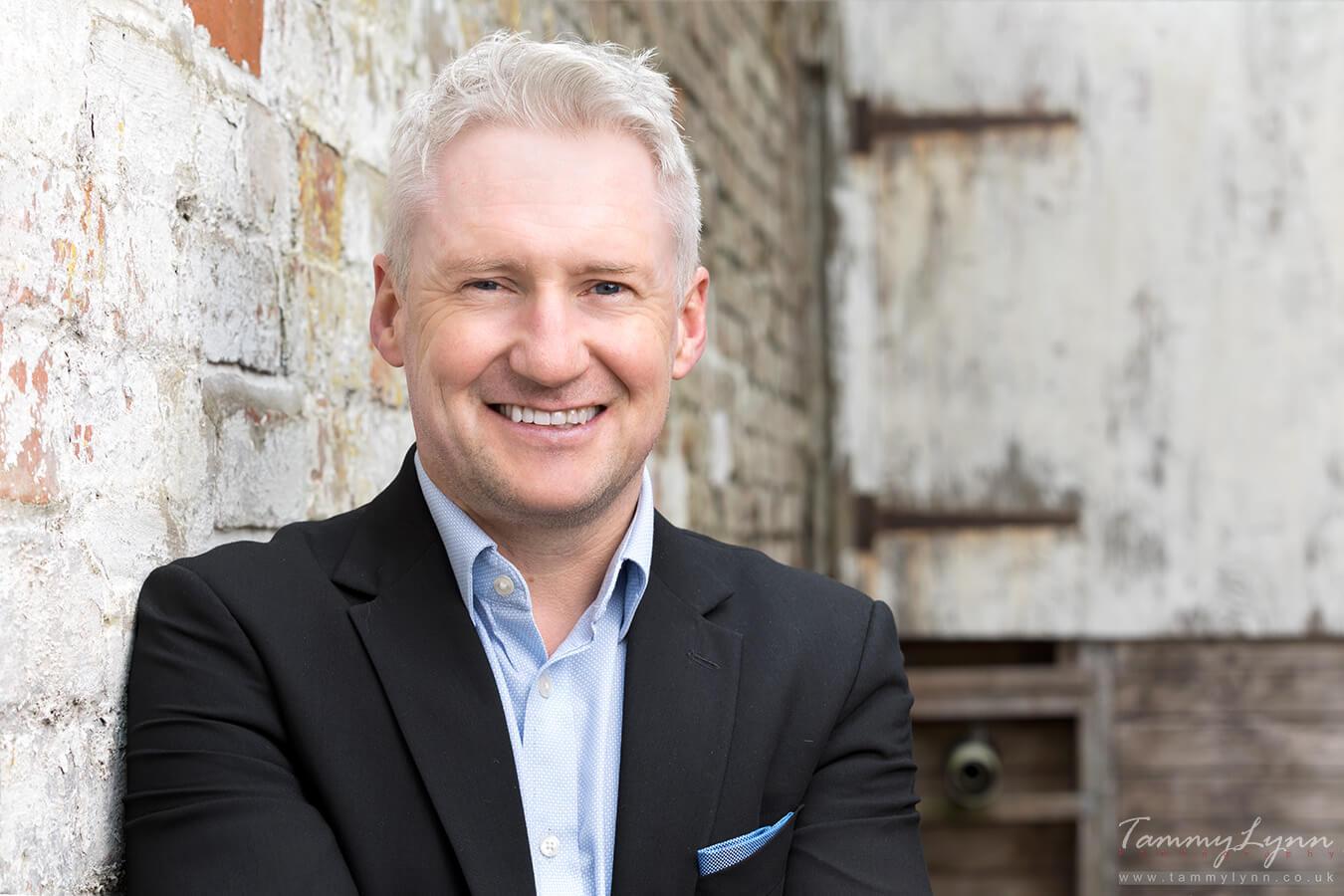 Steve Dechan Headshot