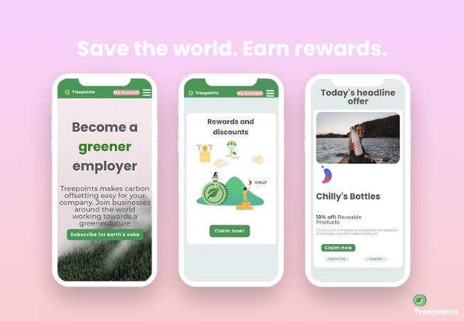 Treepoints-rewards-on-app