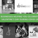 Businesses Helping You Celebrate Valentine's Day During COVID-19