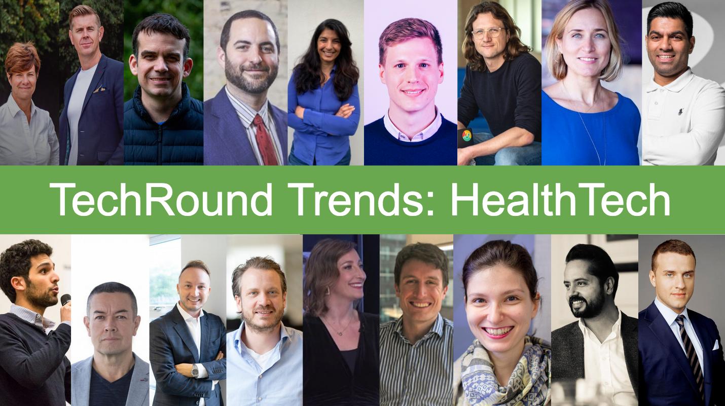 TechRound HealthTech Trends