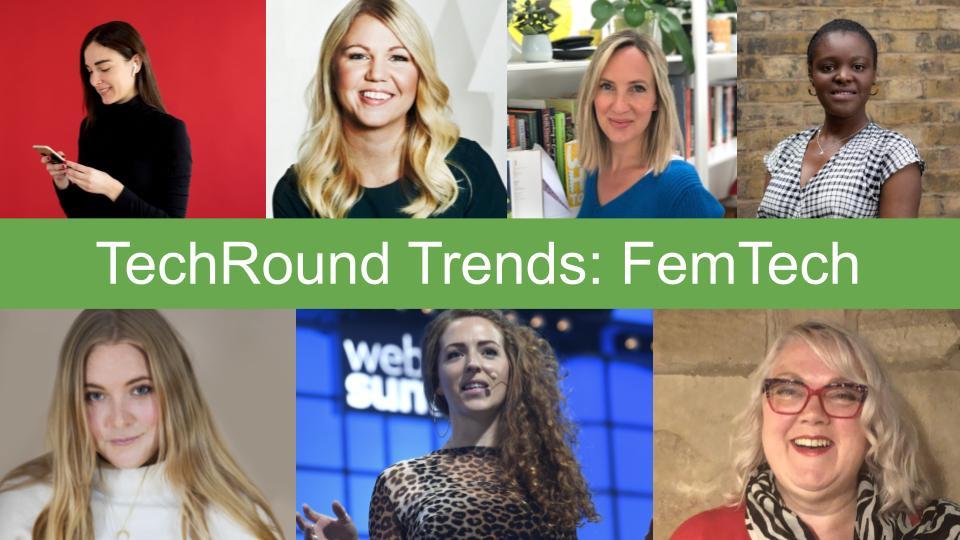 TechRound FemTech Trends