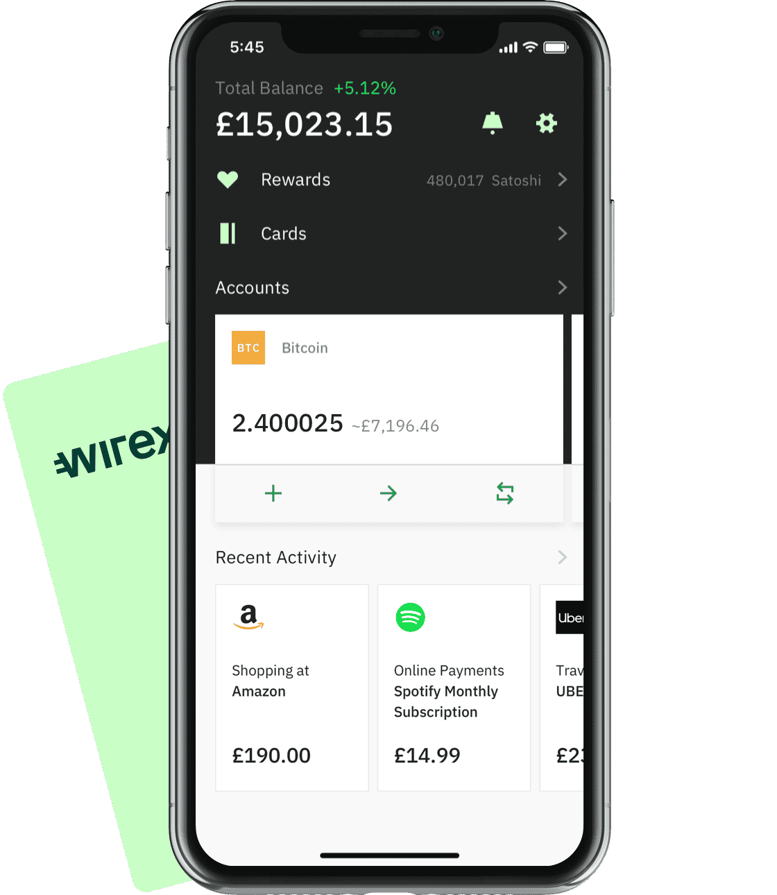 Wirex-FinTech-platform
