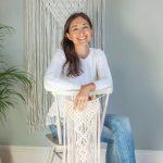 Isabella Strambio – Macramé artist, Educator and Author