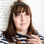 Lyndsey Gribble – Wild Sea Calligraphy