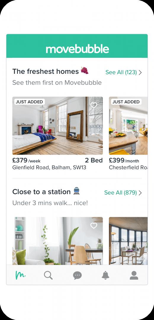 Movebubble-app-platform