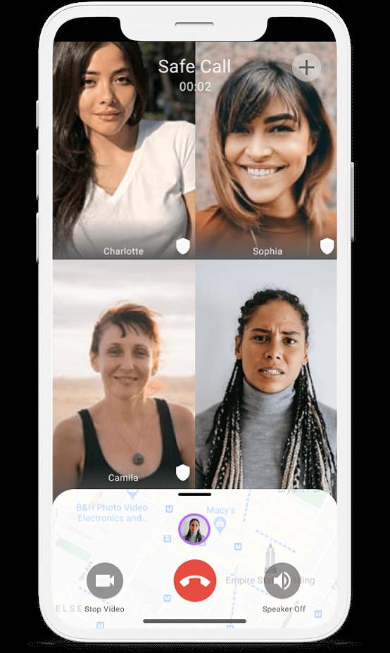 safeup-safety-app-women