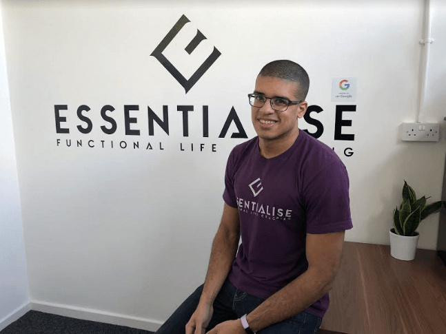 Lee-Chambers-with-Essentialise-logo