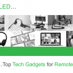 Top Tech Gadgets for Remote Working