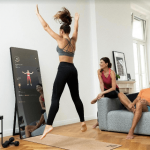 Introducing VAHA, The UK's First Interactive Fitness Mirror Set to Take Your Home Workout to the Next Level