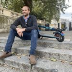 Interview with Tom Foster, Founder at E-Scooter Company: Volter