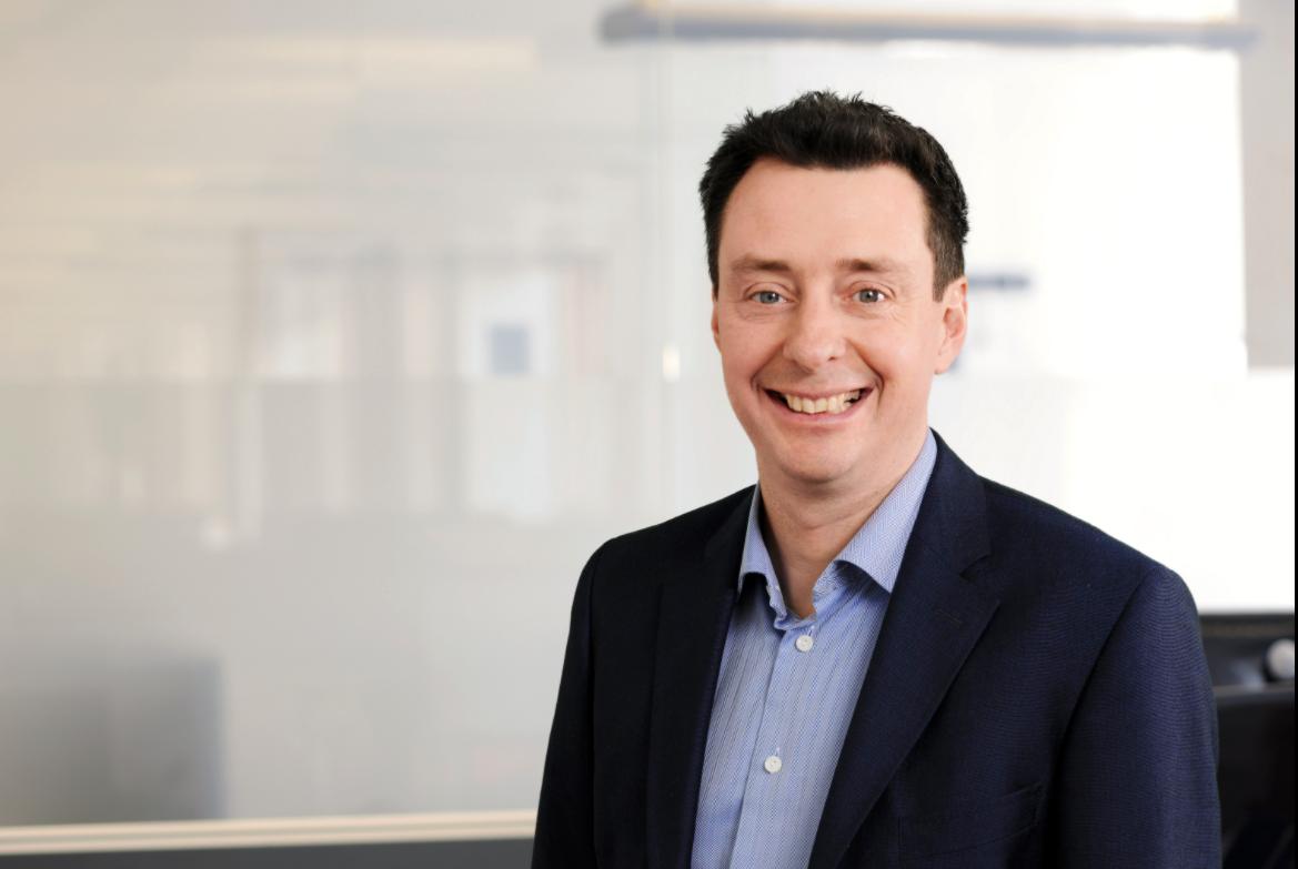 David Watson, CEO of Ohme