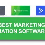 Best Marketing Automation Software 2021