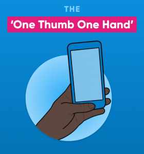 The One Thumb One Hand