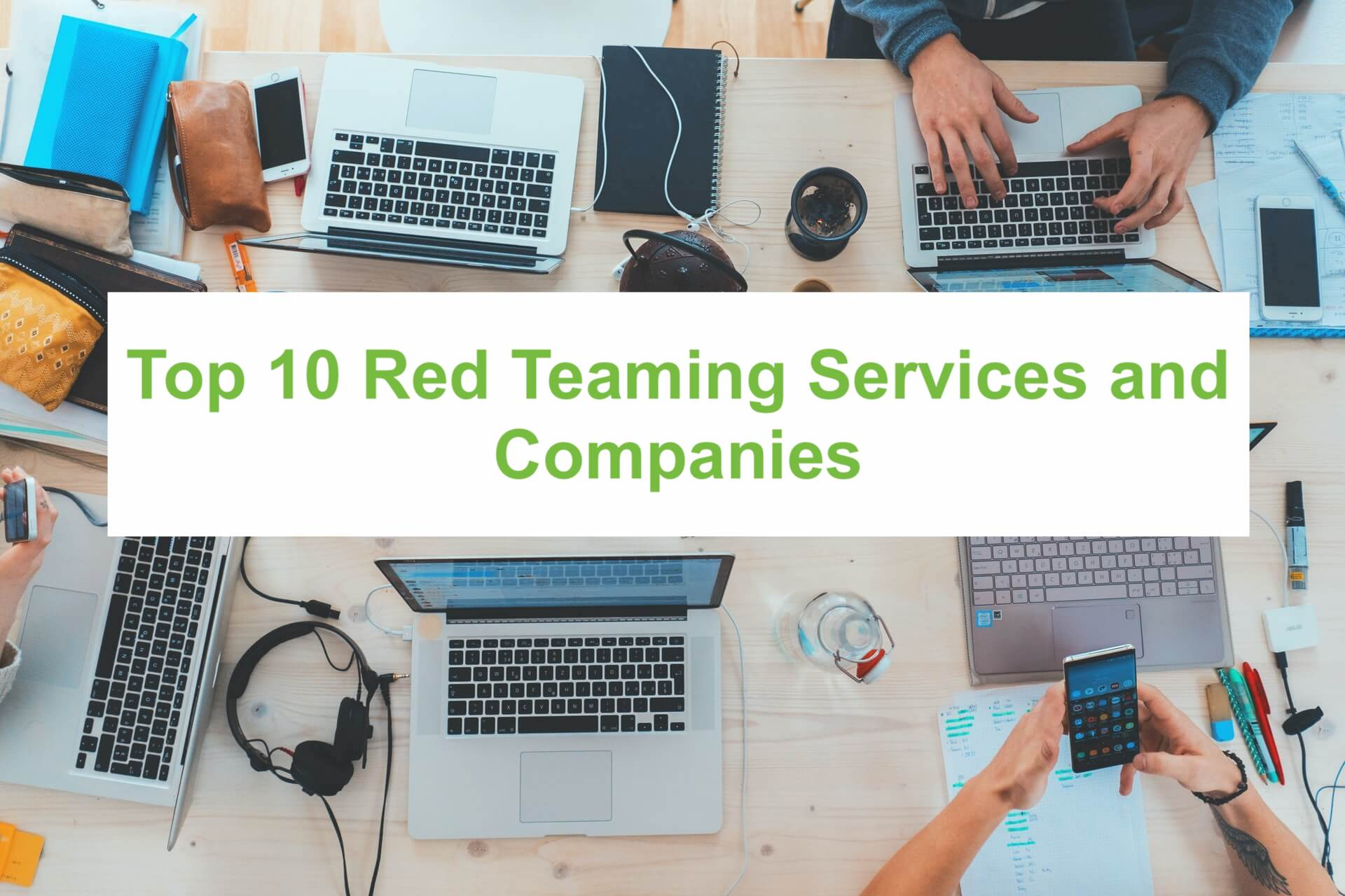red teaming services london